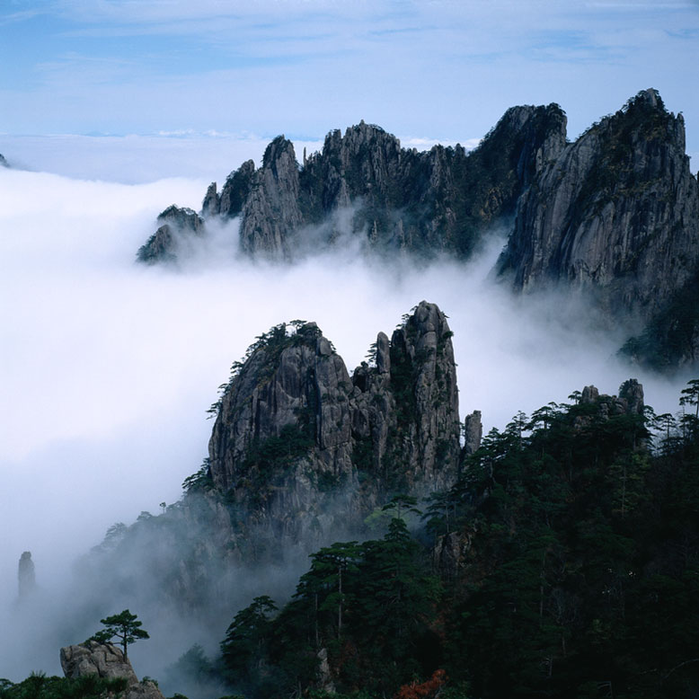 photo of Mountain Jiuhua