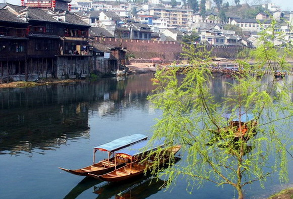 Fenghuang Old Town8
