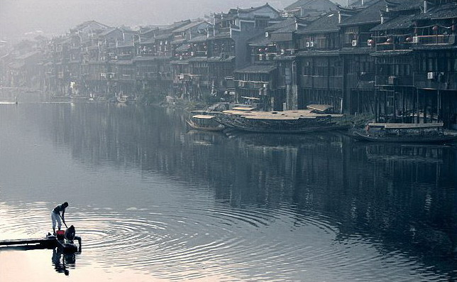 Fenghuang Old Town9