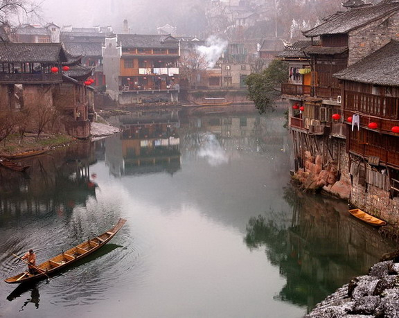 Fenghuang Old Town10