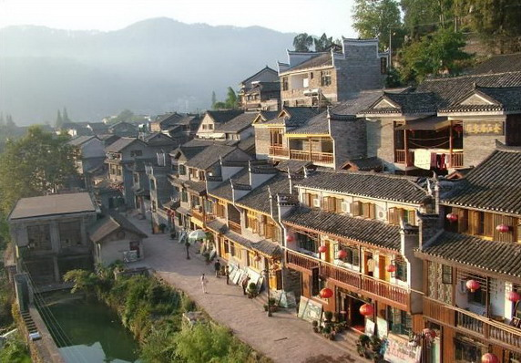 Fenghuang Old Town14