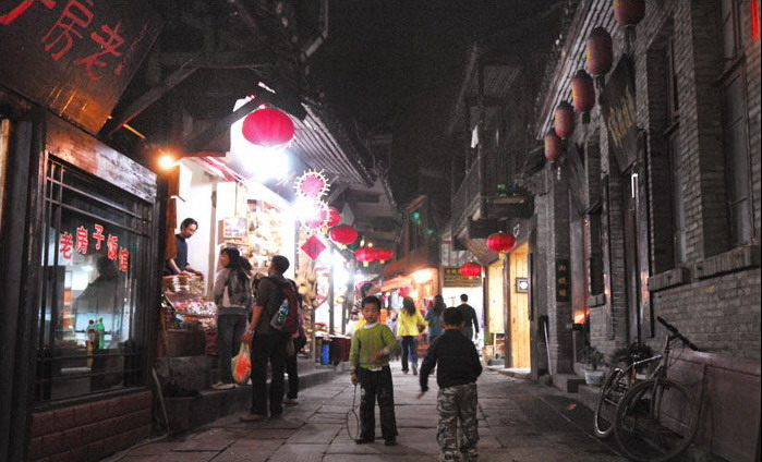 Fenghuang Old Town15