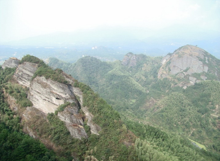 photo of Mountain Langshan Scenic Zone11